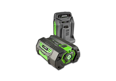 Chargeur et batterie EGO - Compatible pour tous les outils EGO