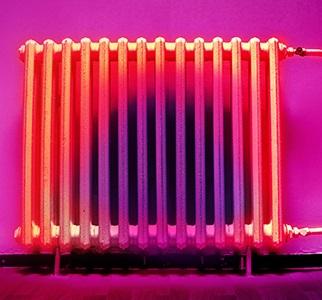 Warmtebeeld verwarming