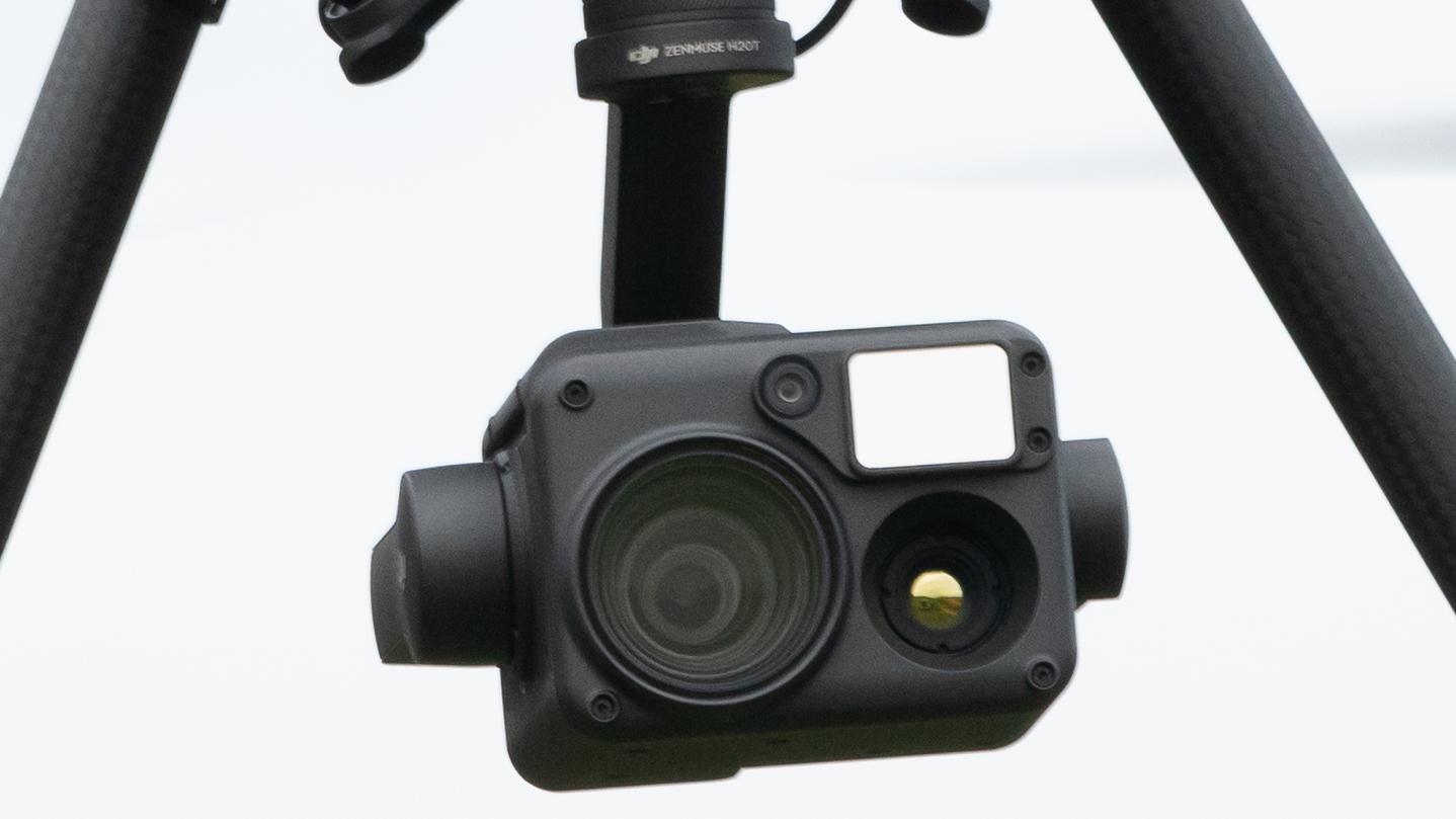 DJI H20T - Wärmebild & Zoomkamera inkl. Lasermessung