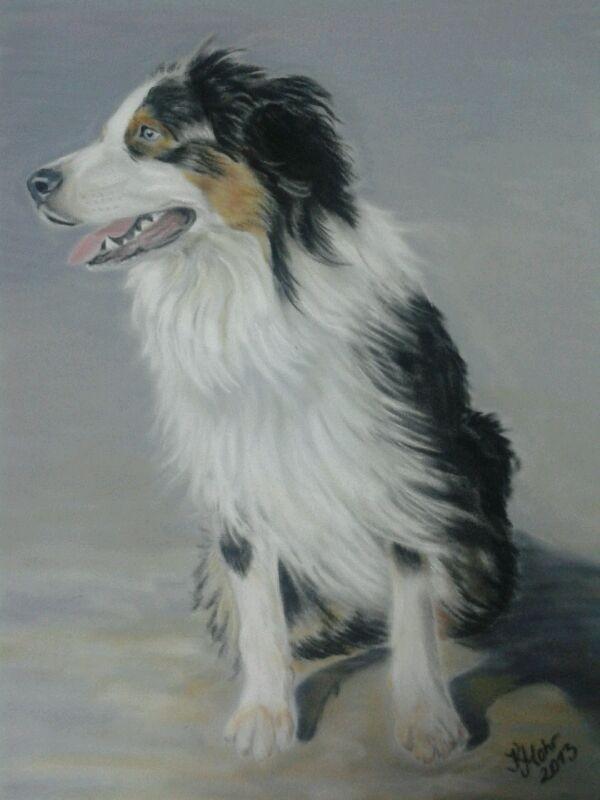 Pastellmalerei - Katja Mohr - Mohrpastell06