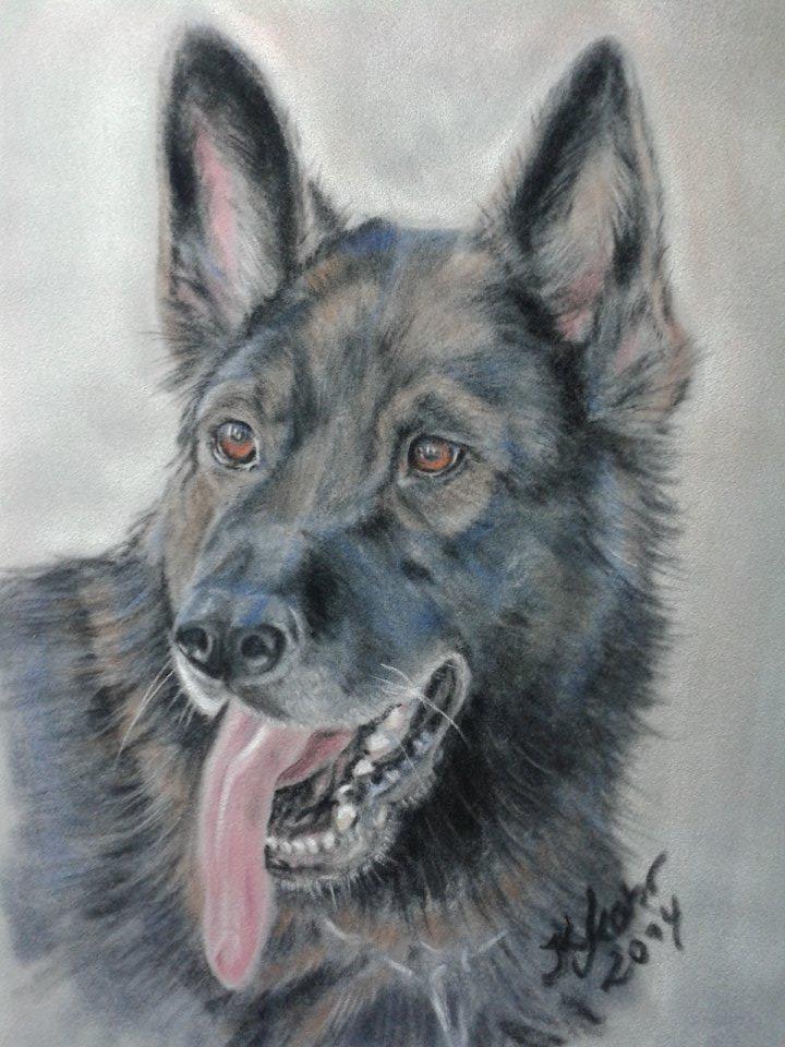 Pastellmalerei - Katja Mohr - Mohrpastell02