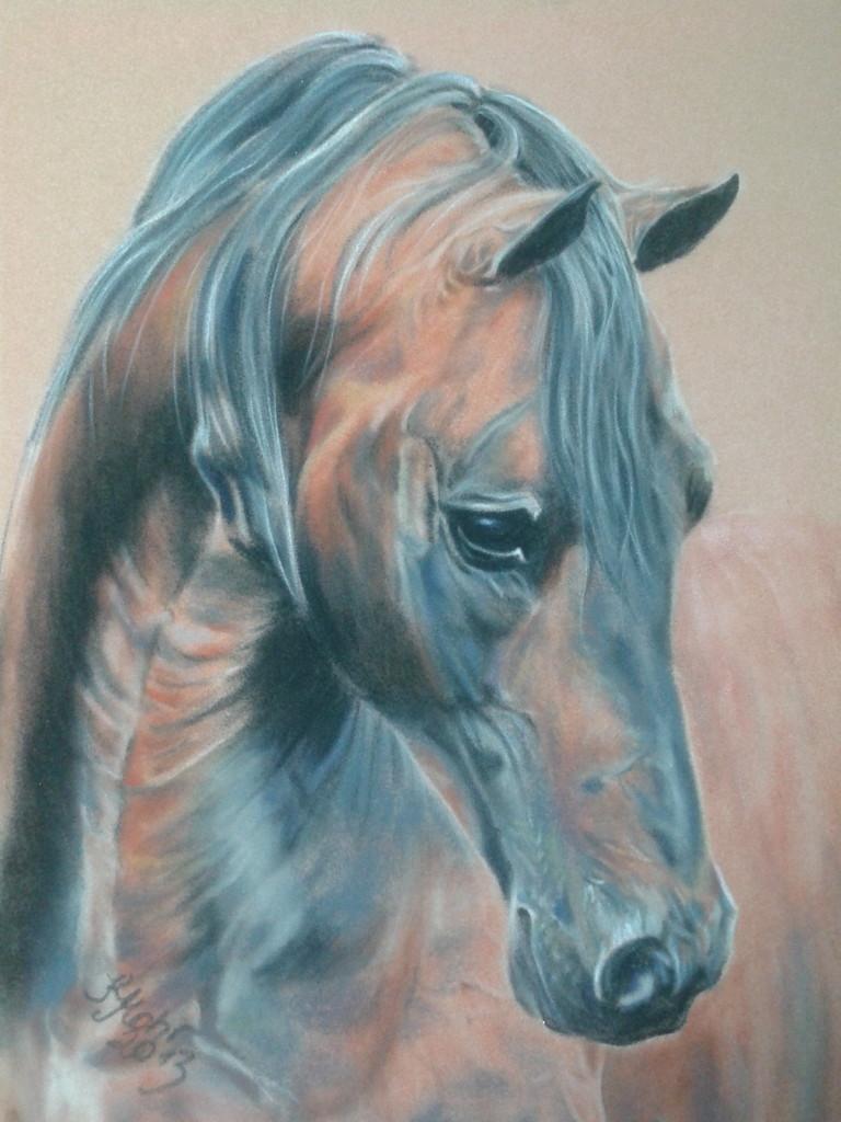 Pastellmalerei - Katja Mohr - Mohrpastell03