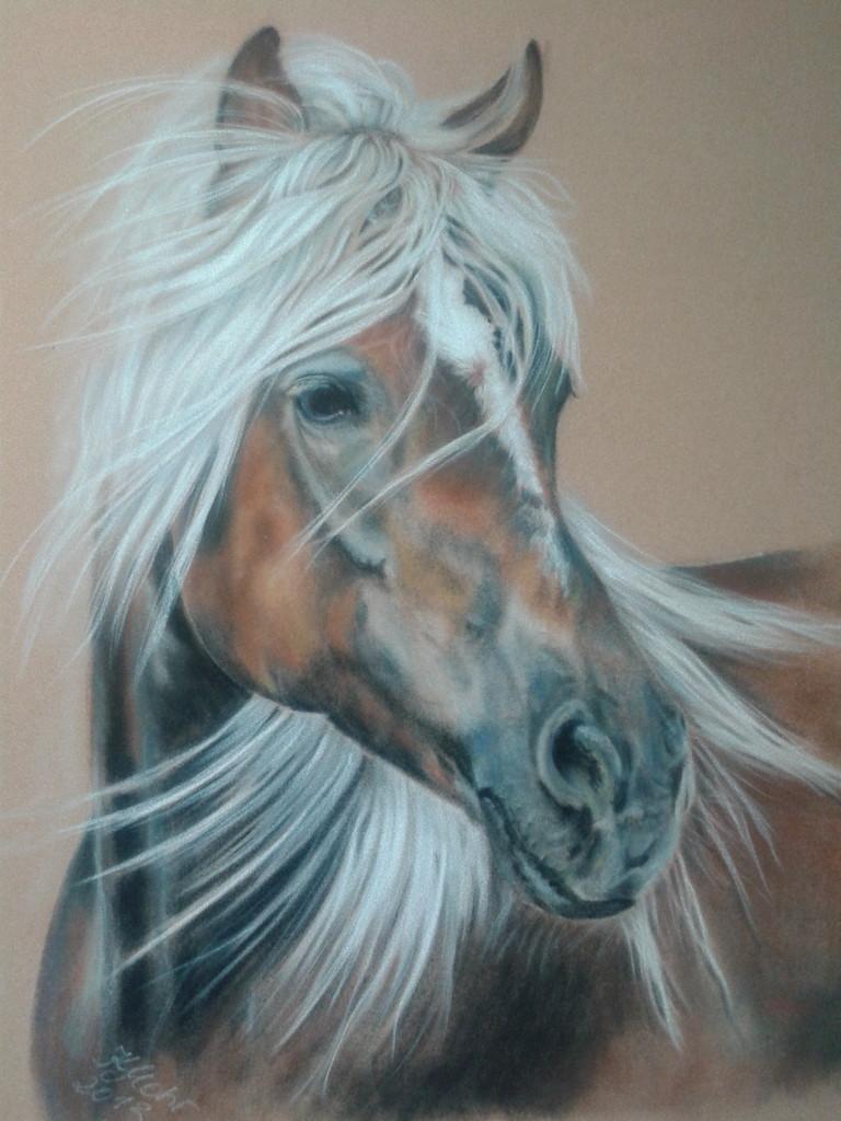Pastellmalerei - Katja Mohr - Mohrpastell01