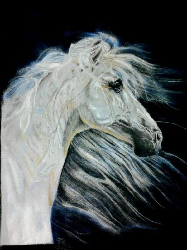 Pastellmalerei - Katja Mohr - Mohrpastell08