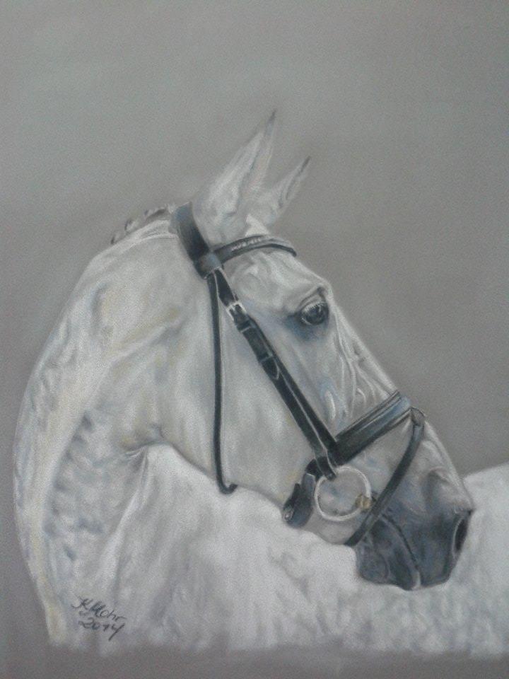 Pastellmalerei - Katja Mohr - Mohrpastell10