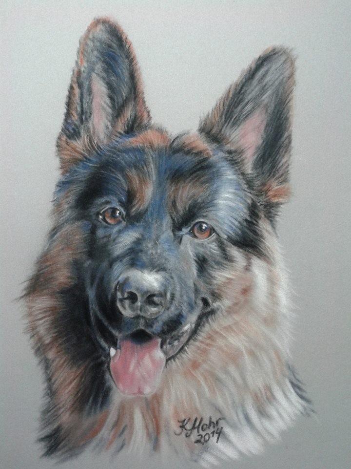 Pastellmalerei - Katja Mohr - Mohrpastell07