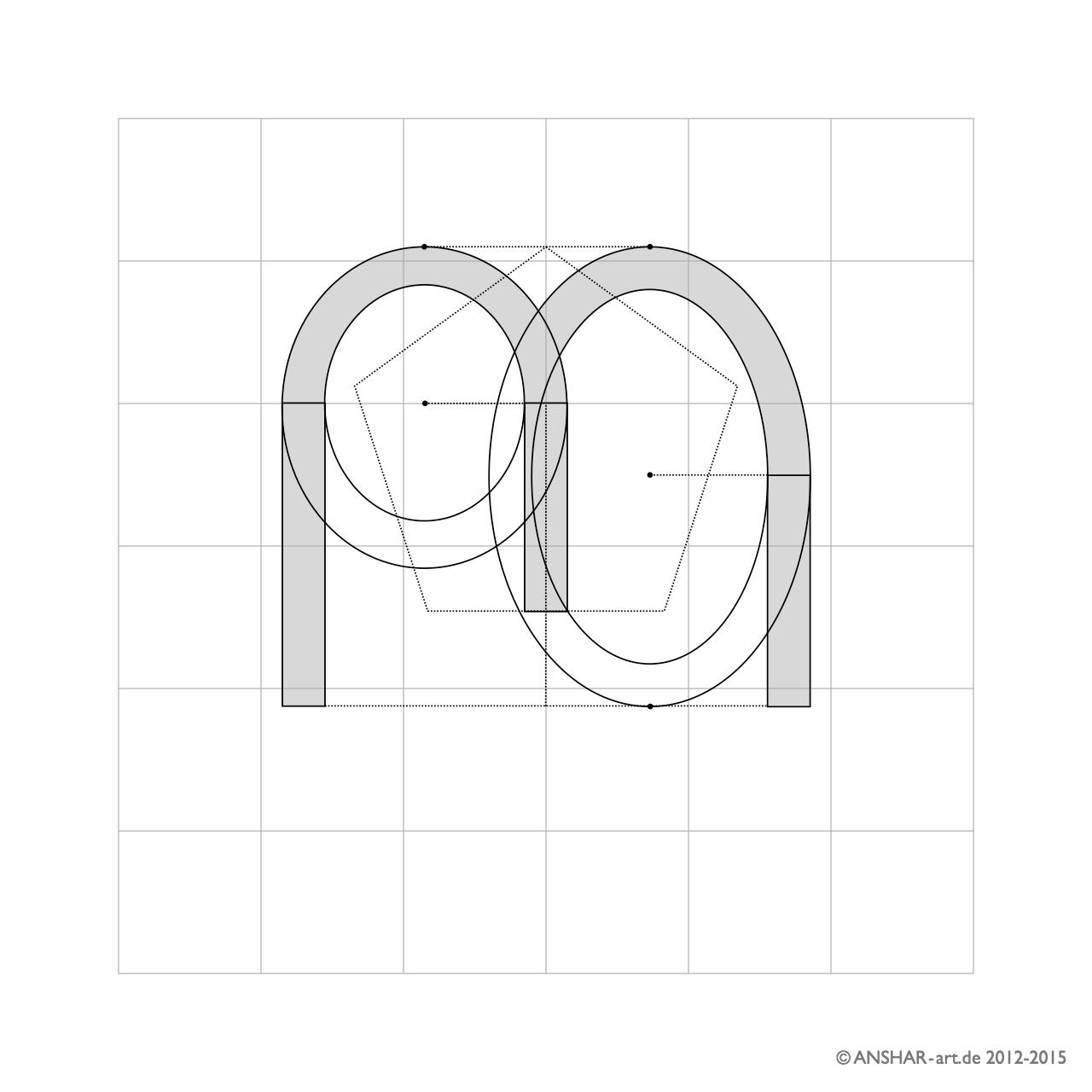 M = 9