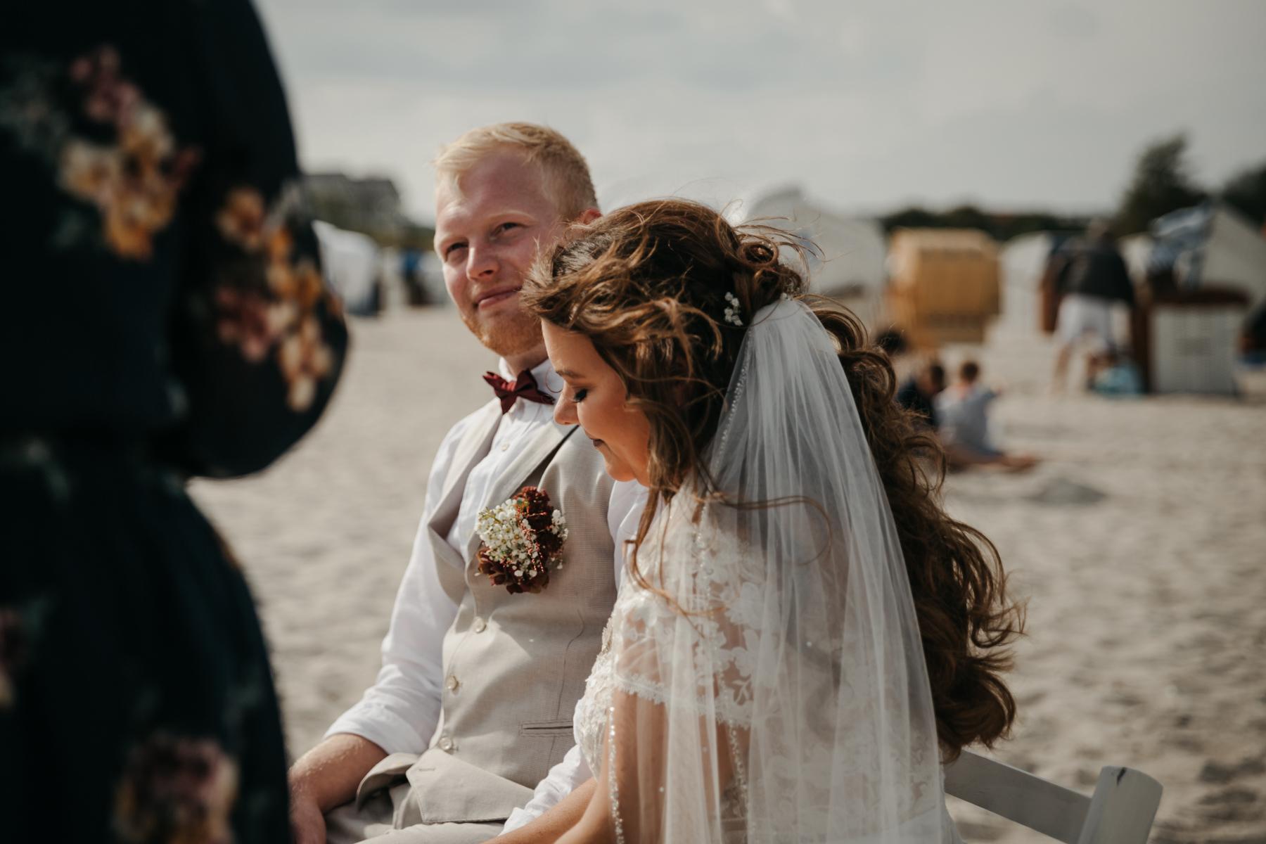 Hochzeit in Heiligenhafen im Beachmotel Deck 7