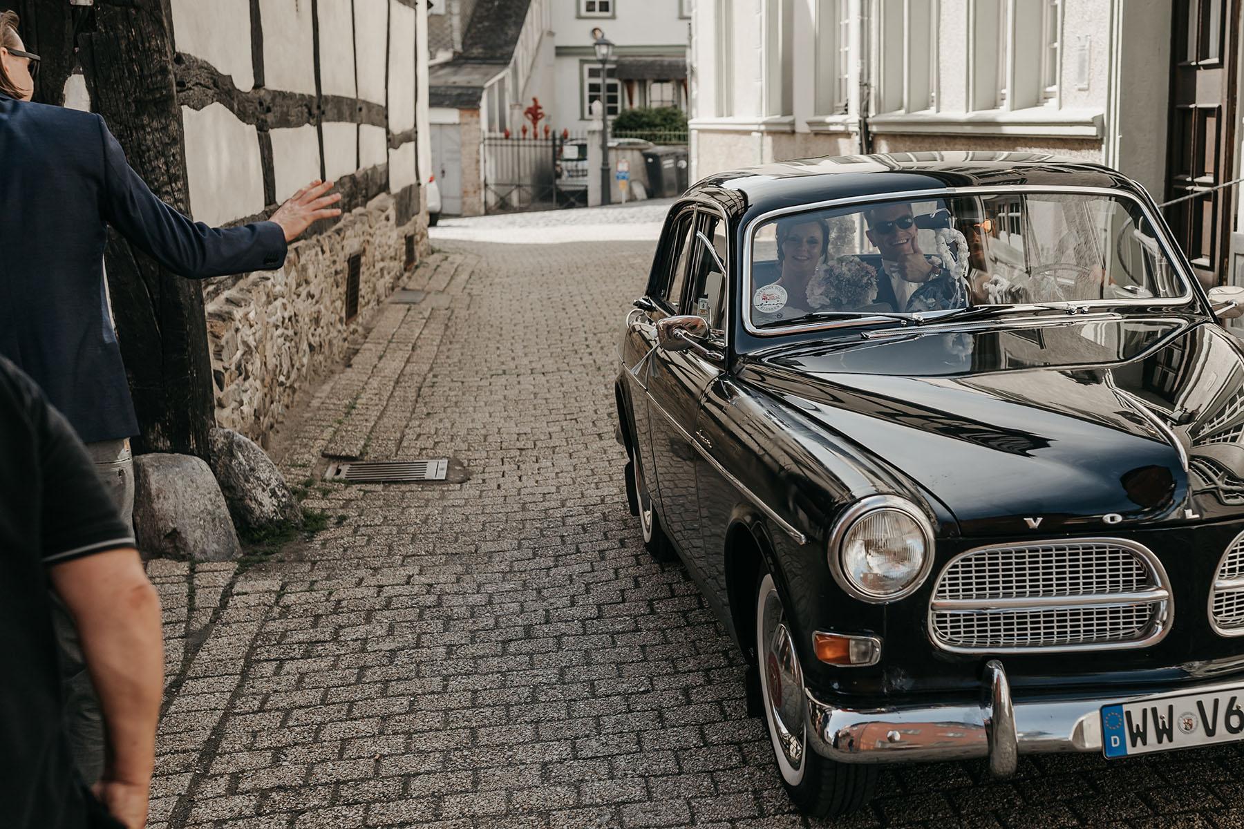 Hochzeitsauto Oldtimer  in Limburg an der Lahn