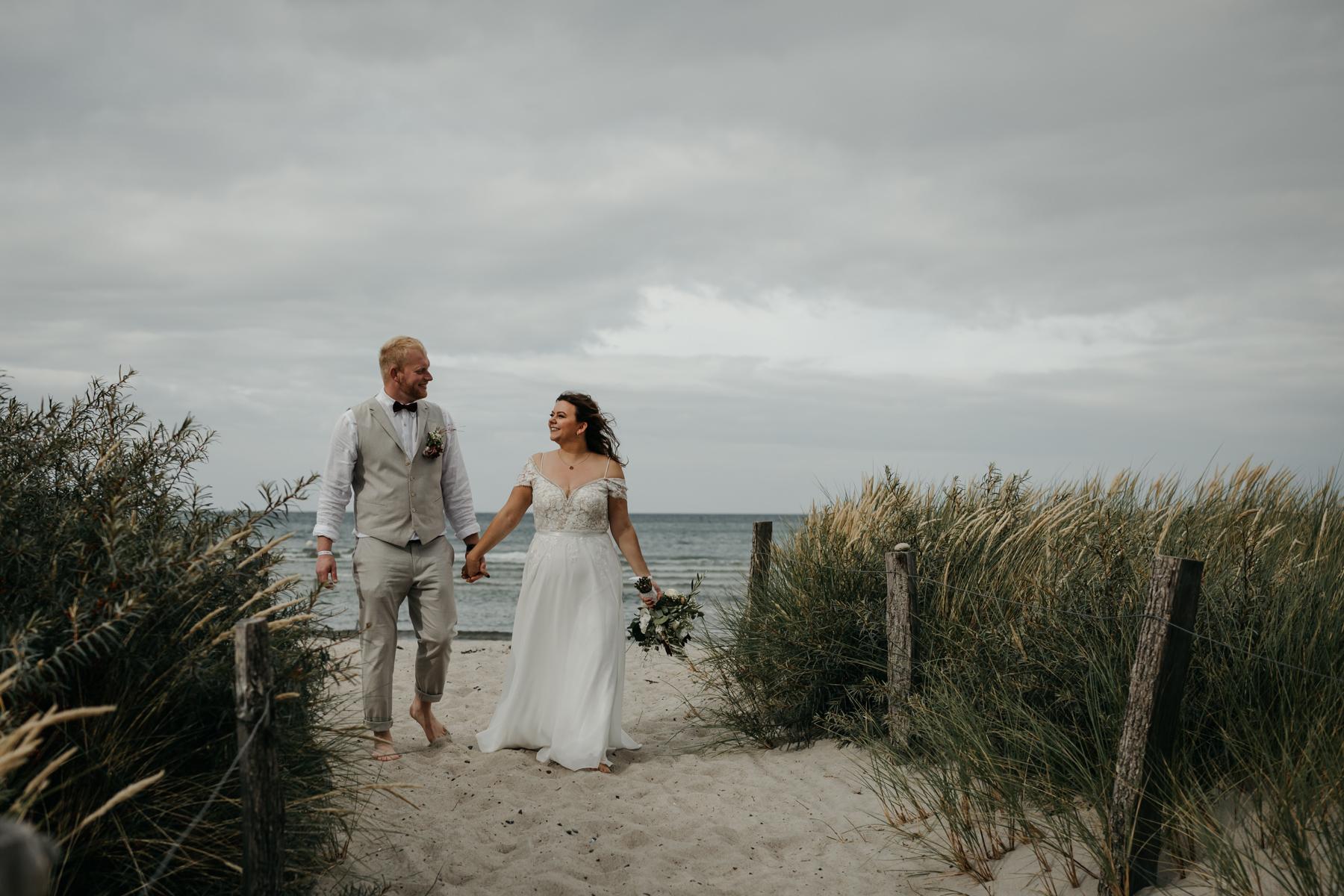 Heiraten am Meer fotografieren