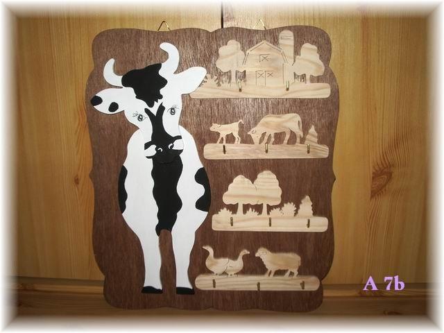 A  7 b  Pour ceux qui aiment les vaches  Commande   30 € environ