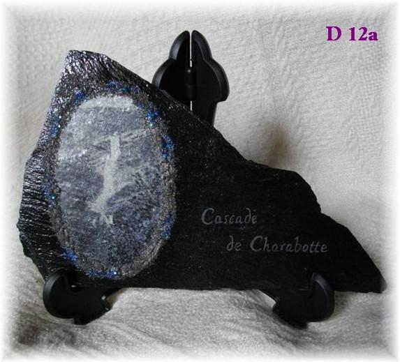 D 12a    Cascade de Charabotte