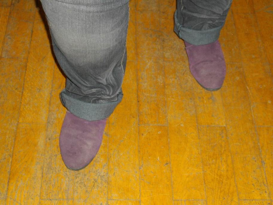 A qui sont ces belles bottes ?