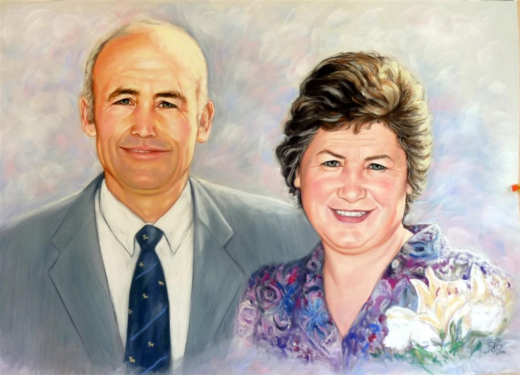 Anniversary Portrait