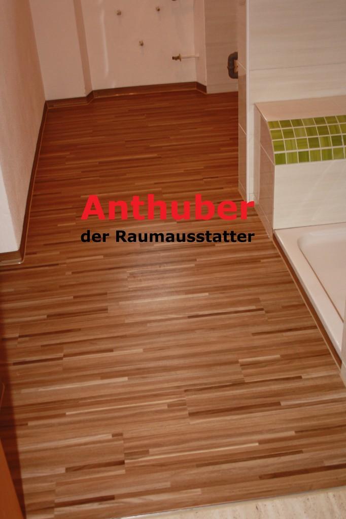 Bild: Stilvoller Vinylboden in Holzoptik