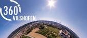 Bild: 360 Grad Panorama Vilshofen