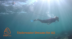 Underwater dreams for all - making the SCUBA industry and the underwater world accessible for all