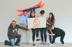 Excited STEPDive Team, ready to launch revolutionary new dive system for families on Kickstarter