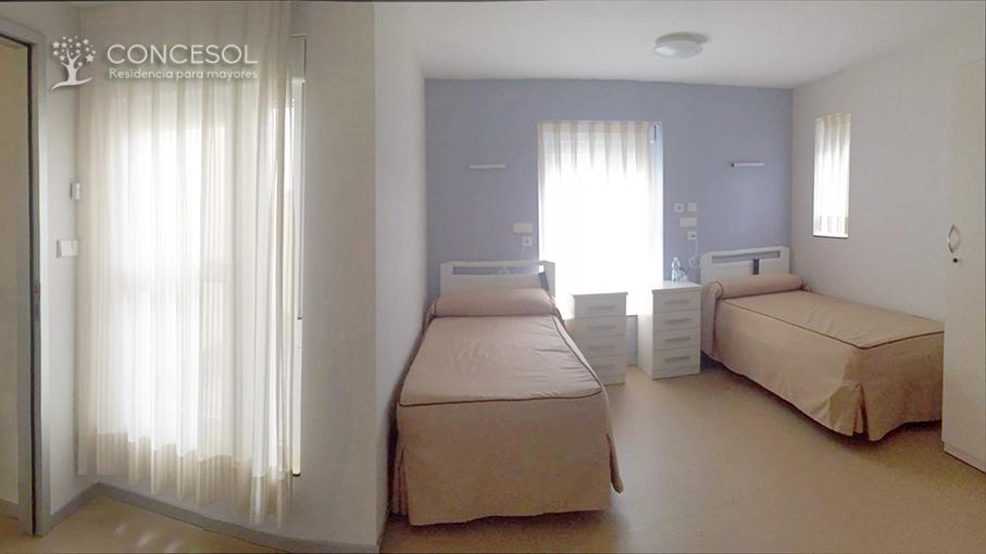Vistas de habitación doble