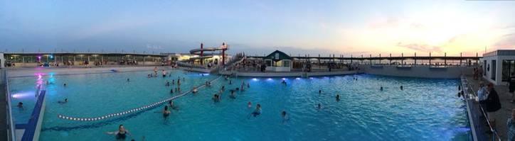 Schwimmbad Watt'n Bad in Dorum an der Nordsee