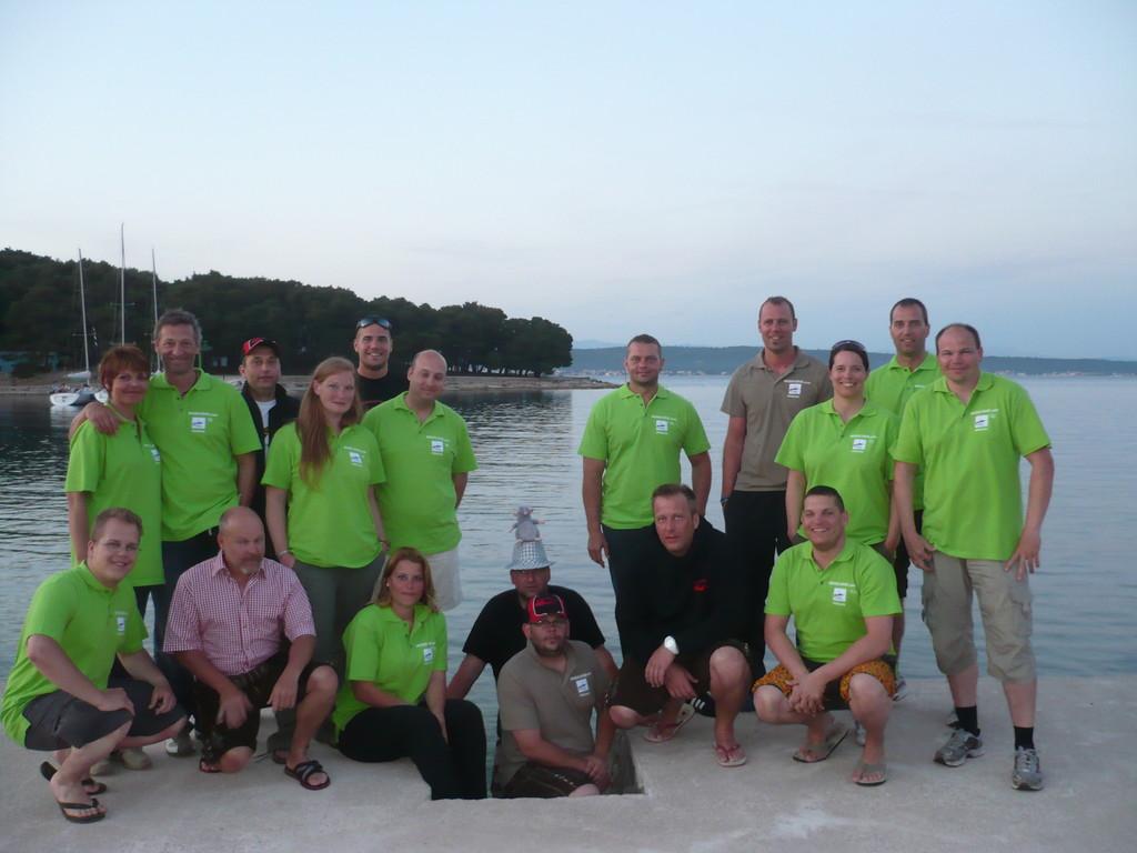 Team Kroatien 2012