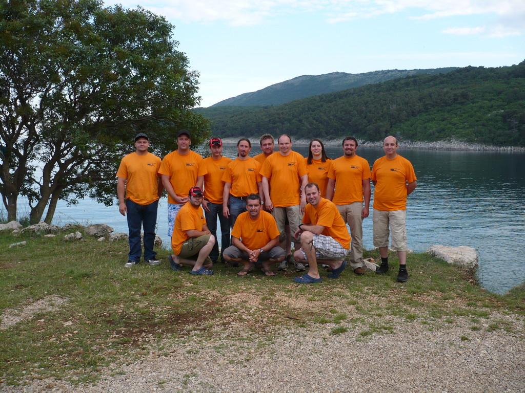 Team Kroatien 2011