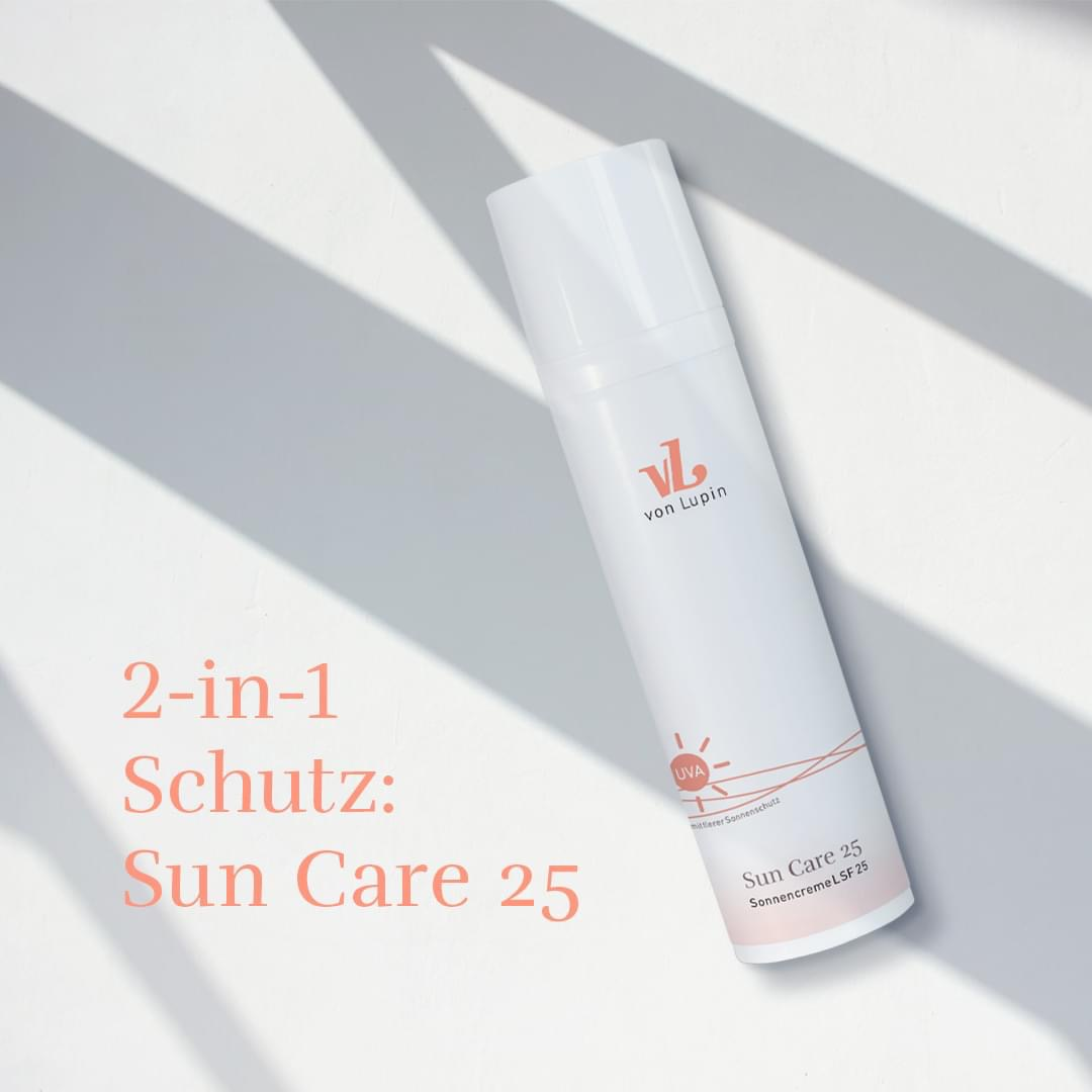 Sun Care...UVA und UVB