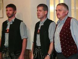Zum 42. Sänger- und Musikantenhoagarten am 9.10.2016 im Holledauer Wirtshaus in Osseltshausen