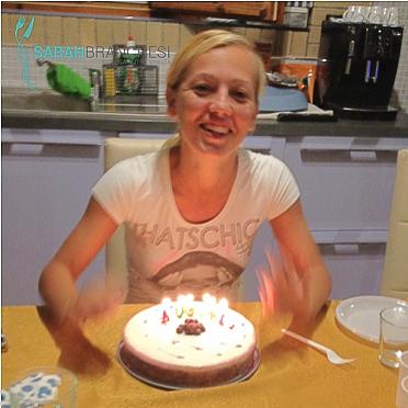 torta compleanno dieta