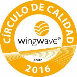 Sello de Calidad Coach wingwave®'16 nº 56312