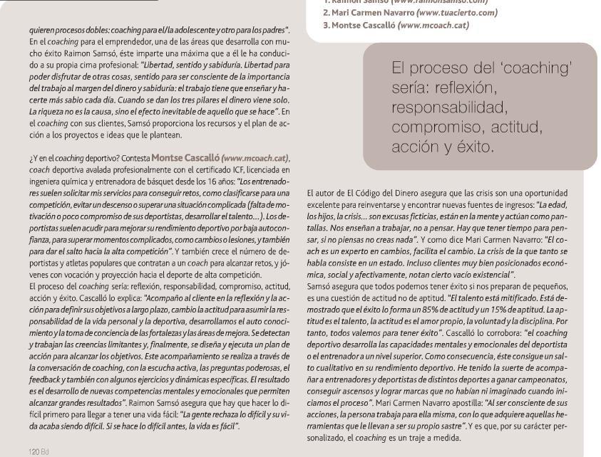 Barcelona Divina, páginas 119 y 120.