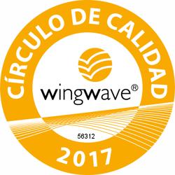 Sello de Calidad Coach wingwave®'17 nº 56312