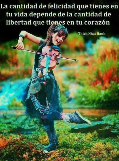 La libertad de tu corazón