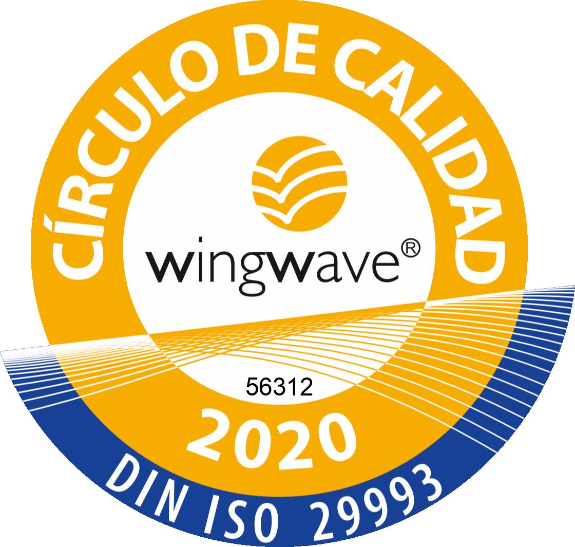 Sello de Calidad Coach wingwave®'20 nº 56312