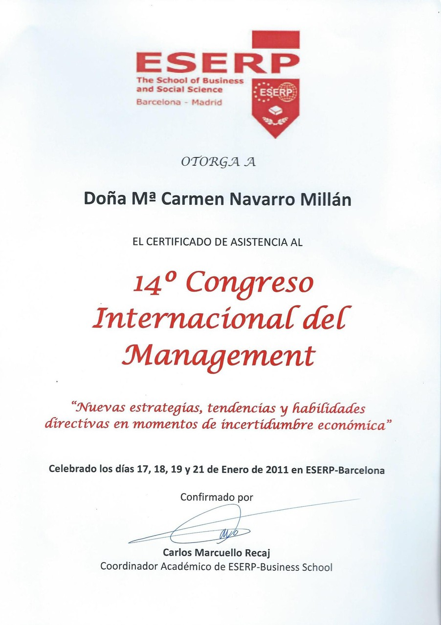 Congreso de management