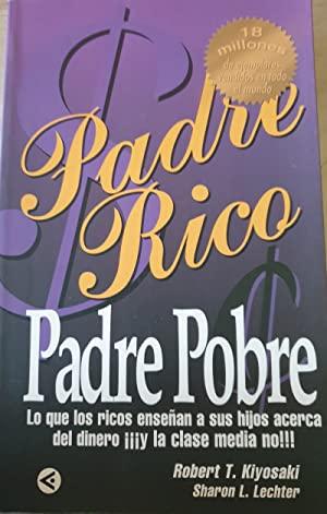 """Portada del libro """"Padre rico, padre pobre"""""""