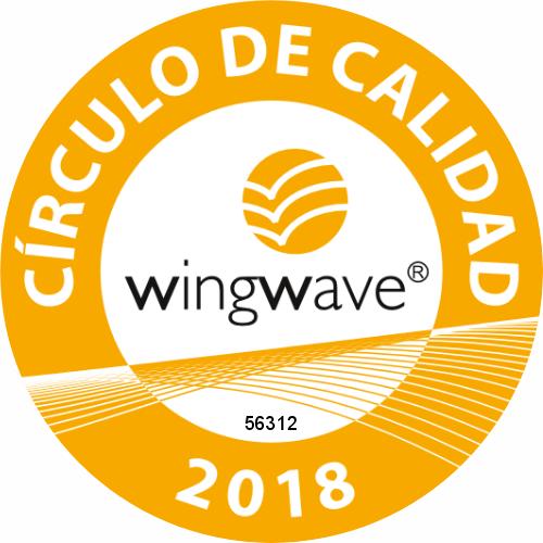 Sello de Calidad Coach wingwave®'18 nº 56312