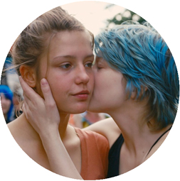 Blue Is the Warmest Colour ('La Vie d'Adèle')
