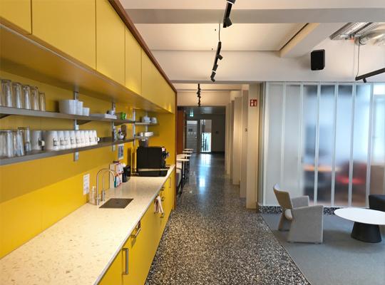 Bürohaus Chaussestr. 117
