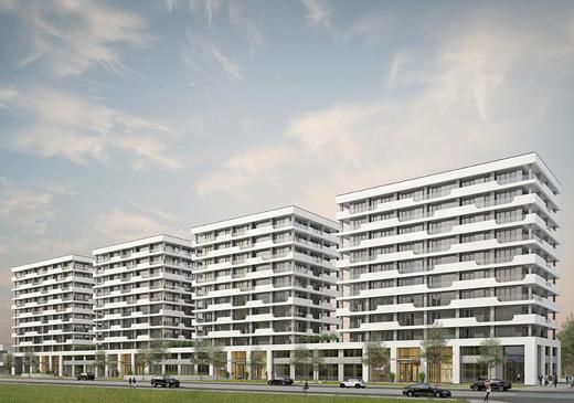 Vertical Village Apartments
