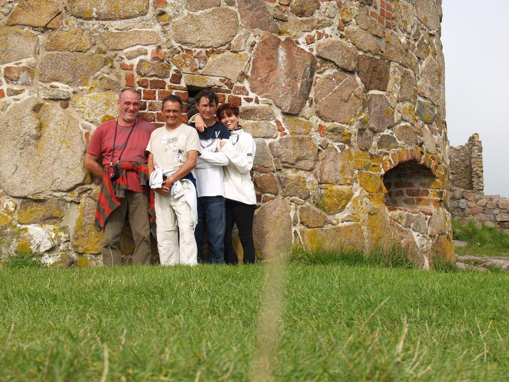 Landfall Festung Hammerhus