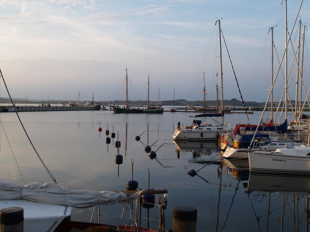 Unser Meinung nach der schönste Hafen Rügens - Gager -