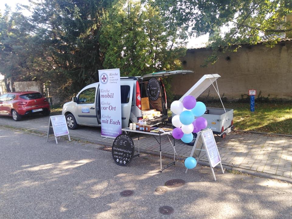 Das Kirchen-Markt-Mobil kommt!