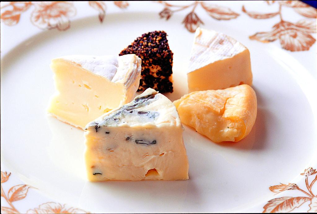 おこのみのチーズをどうぞ