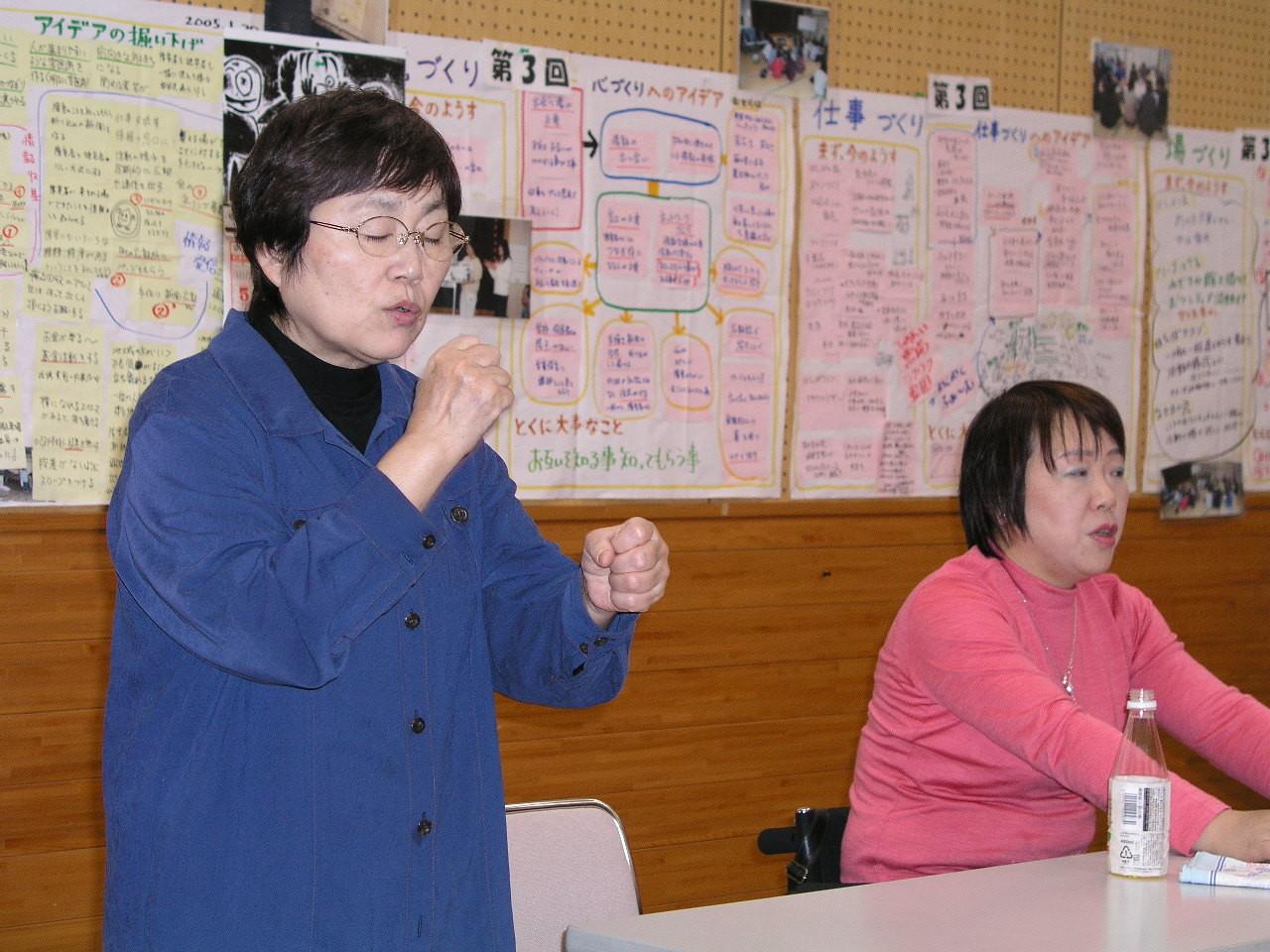 平野氏からも多くのことをお教えいただきます