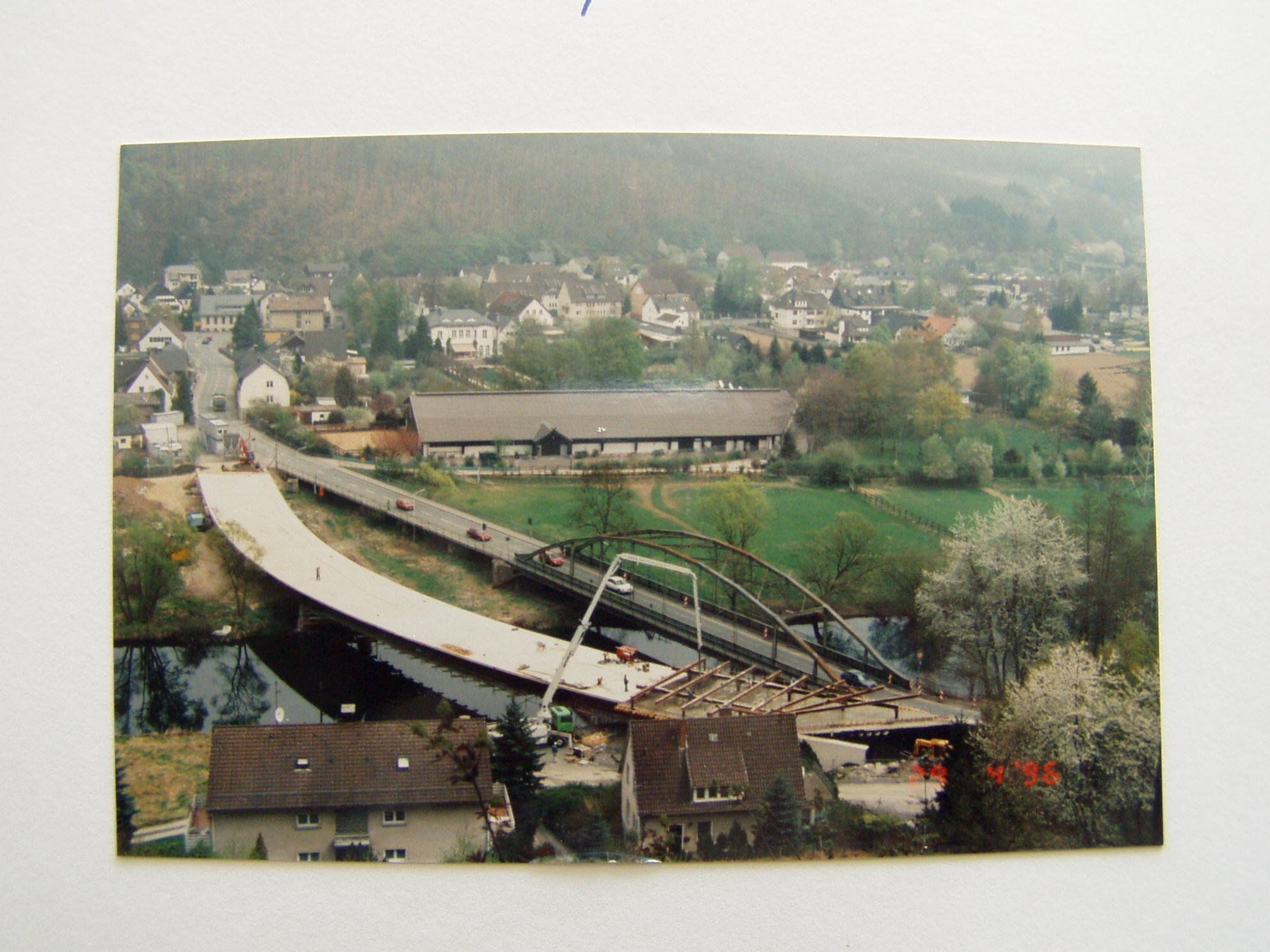 Lennebrücke Plettenberg-Ohle
