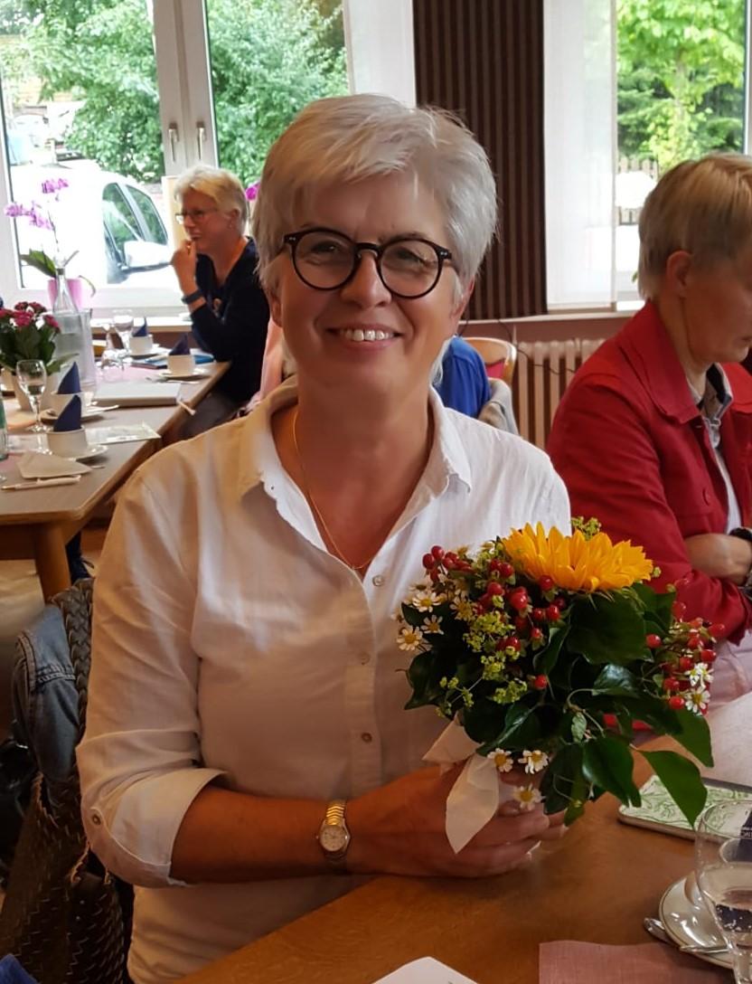 Annette Blöcker, Passade, ist 2. stellvertr. Vorsitzende