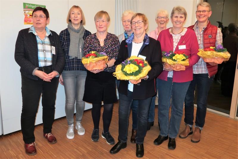 v. links: D. Hinrichsen, R. Drögemüller, H. Först, B. Zander, R.-M. Jacobshagen, H. Jipp, D. Fey, M. Reese