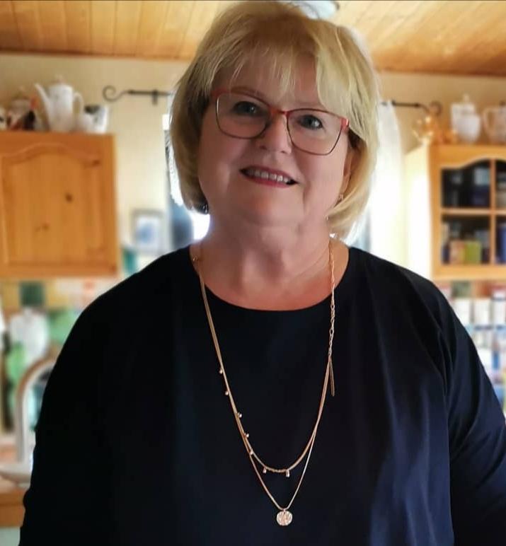 Monika Gärtner, Preetz, ist Beisitzerin für 4 Jahre