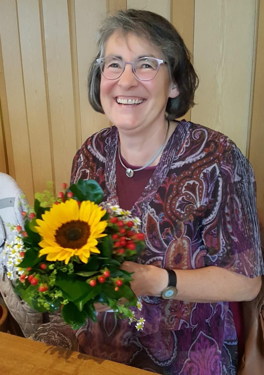 Linda Letsch, Wankendorf, ist 1. stellvertr. Vorsitzende